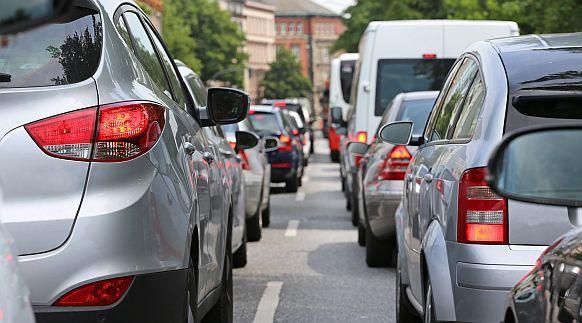 Verkehrskollaps im Stau ©kara/fotolia
